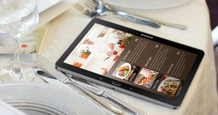 menú digital para restaurantes
