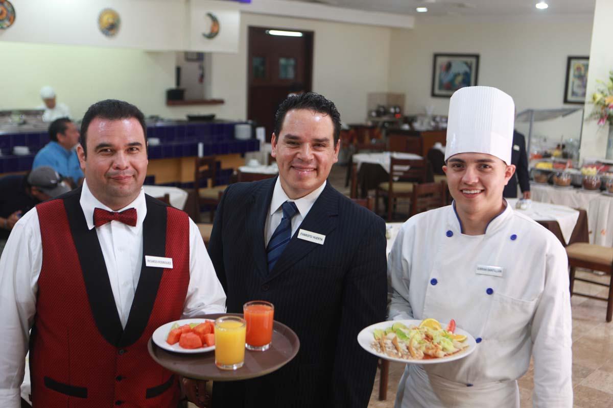 Tipos de empleados en los restaurantes sistema pos icg for Tipos de restaurantes franceses