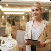 Organiza eventos y reuniones