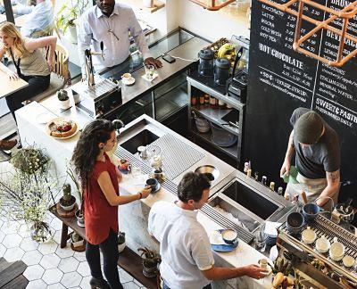 Tres problemas mas comunes en un restaurante